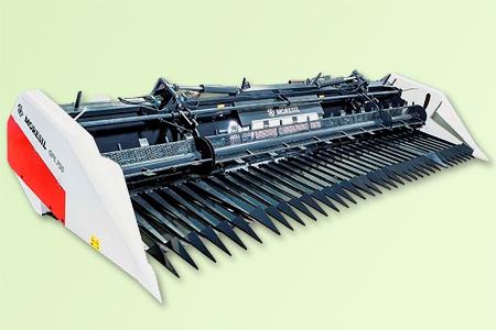 Жатка Moresil с поддоном для уборки подсолнечника, цена в Самаре