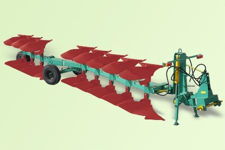 Плуг оборотный ППО-8-40-01