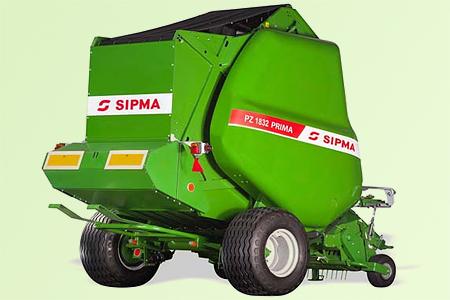 Рулонный пресс-подборщик SIPMA PZ 1832  PRIMA, цена в Самаре