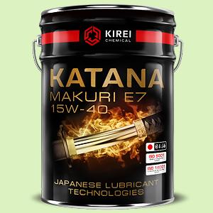 KATANA Makuri E7 15W-40