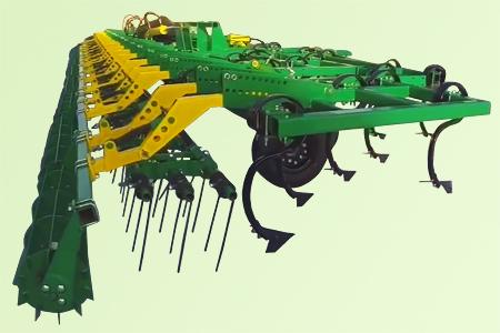 Культиватор Crop 8200