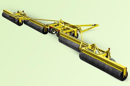 Полевой каток Landroller Five-Plex