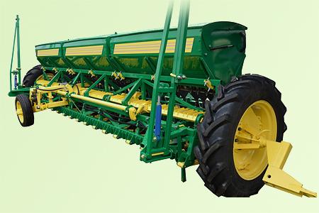 Сеялка зернотукотравяная СЗУ-Т-5,4 Harvest