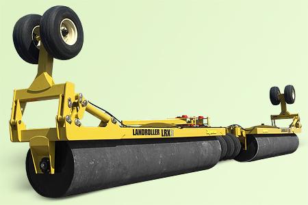 Полевой каток Landroller LRX
