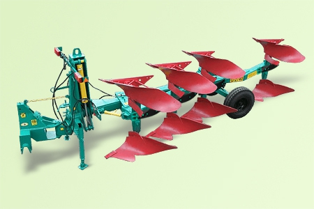 Плуг оборотный ППО-(4+1)-40КЗ БМ