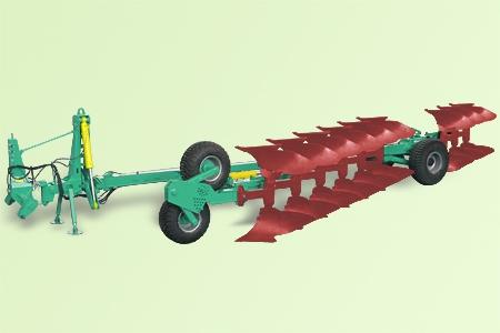 Плуг оборотный ППО-9-45-01