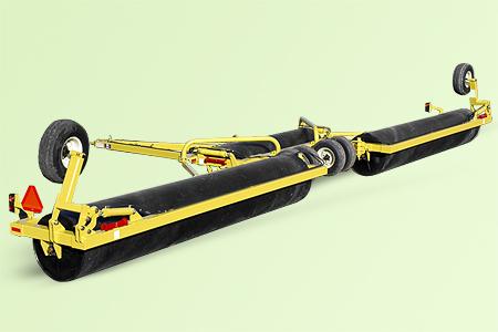 Полевой каток Landroller Tri-Plex
