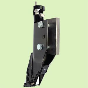 Сошник боковой CIH700/NH2060 под жидкости CHFCA0, CHFCB0, CHFAA0, CHFAB0