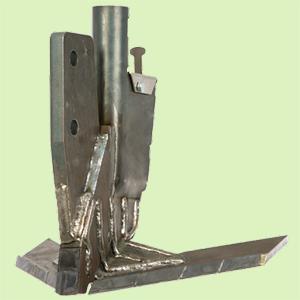 Сошник для сеялок Atom-Jet EDS 30, цена