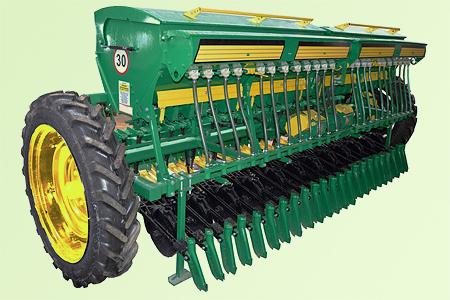Сеялка зернотукотравяная СЗУ-Т-3,6 Harvest